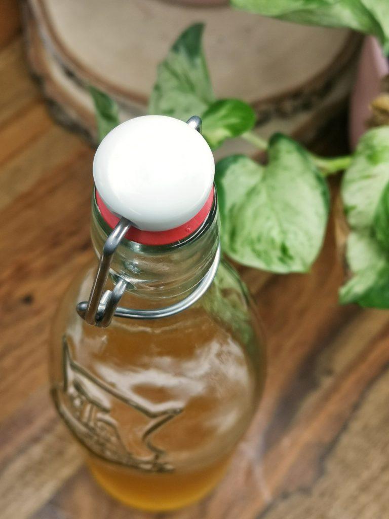 Recette: la 2ème fermentation